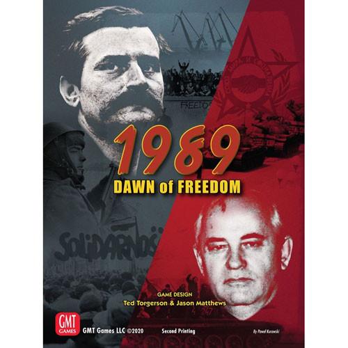 1989: Dawn of Freedom (2nd Printing)