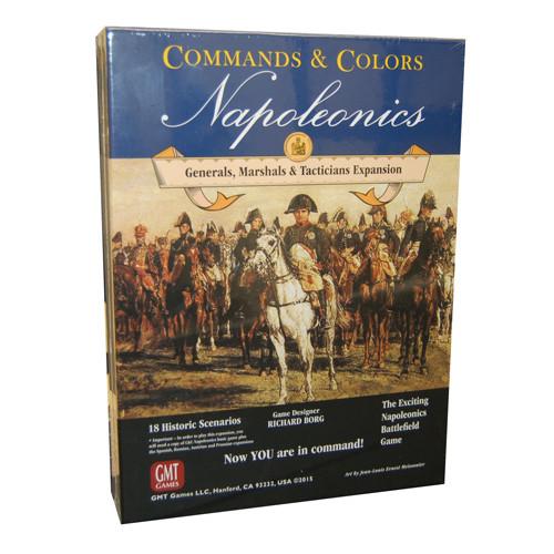 Commands and Colors: Napoleonics - Expansion #5