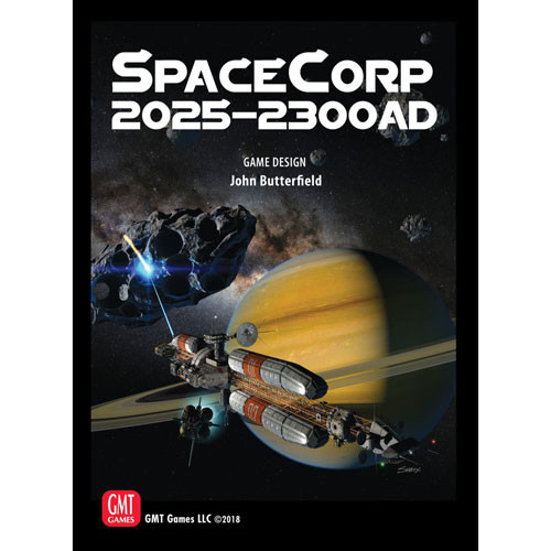 SpaceCorp: 2025-2300 AD