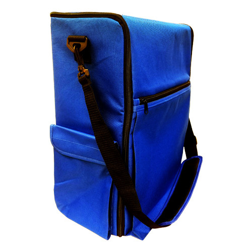 Game Plus Products: Gaming Bag - Flagship Blue (Empty)