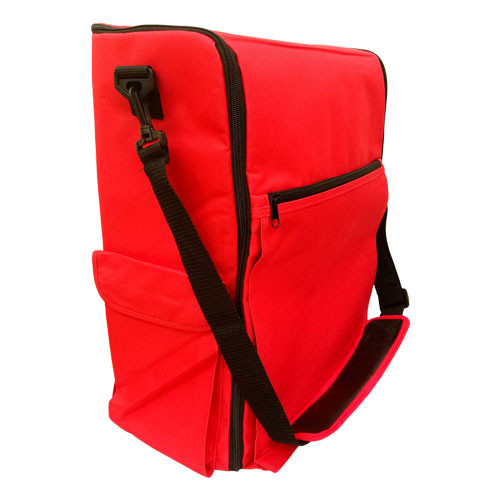 Game Plus Products: Gaming Bag - Flagship Red (Empty)