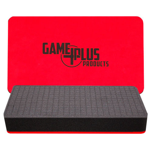 Game Plus Products: 2 Inch Pluck Foam Tray