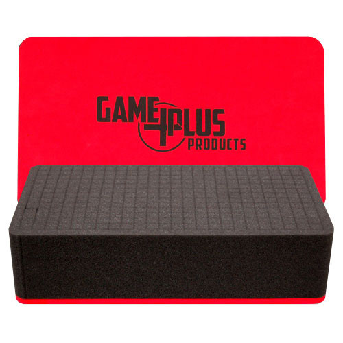 Game Plus Products: 3 Inch Pluck Foam Tray