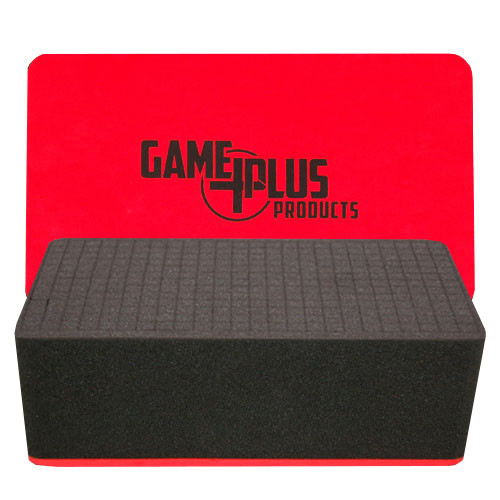 Game Plus Products: 4 Inch Pluck Foam Tray