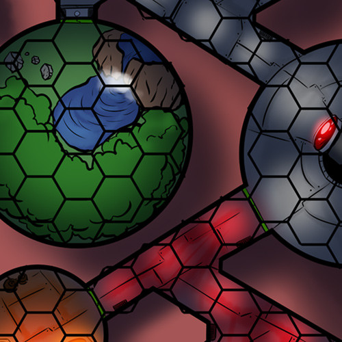 Sentinel Tactics: Wagner Mars Base Map