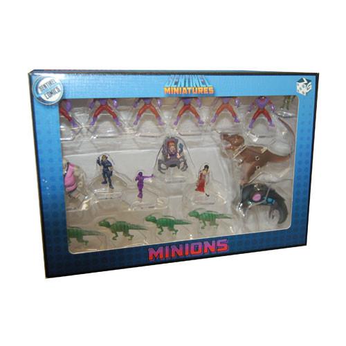 Sentinel Tactics: Miniatures - Minions (Pre-painted)