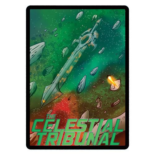 Sentinels of the Multiverse: Celestial Tribunal Mini Expansion
