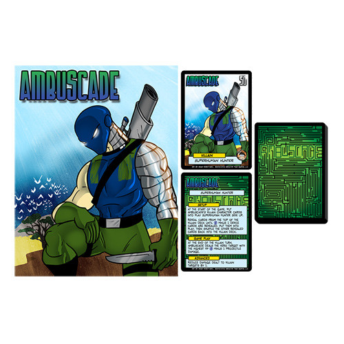 Sentinels of the Multiverse: Ambuscade Mini Expansion