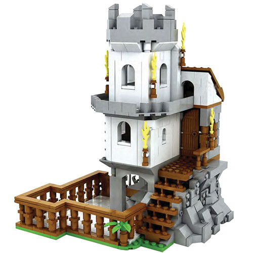 The Wizard's Dice Tower