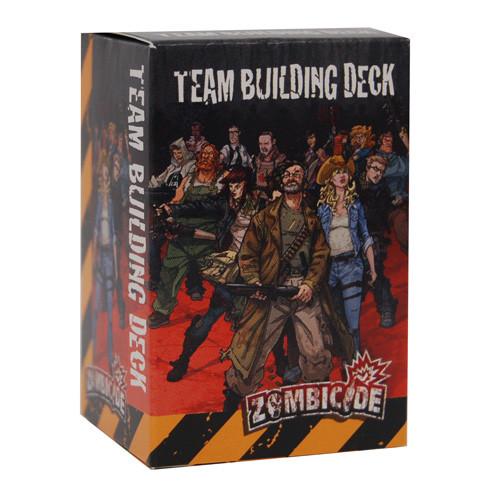 Zombicide: Season 3 - Team Building Deck