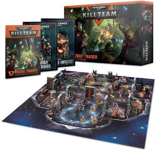Warhammer 40K: Kill Team - Rogue Trader   Table Top