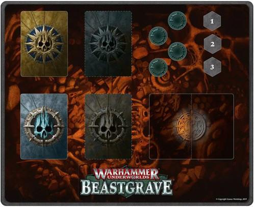 Warhammer Underworlds: Beastgrave Playmat