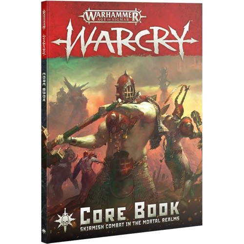 Age of Sigmar: Warcry Core Book
