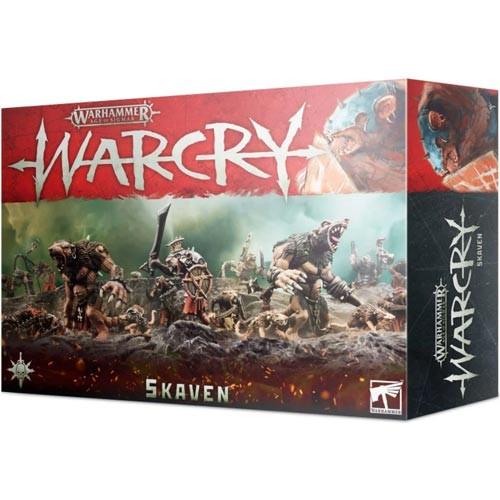 Warcry: Skaven (New Arrival)