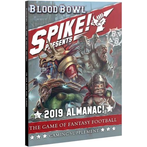 Blood Bowl 2019 Almanac! (Hardcover)