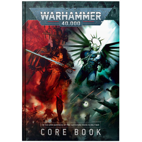 Warhammer 40K: Core Book (Hardcover)