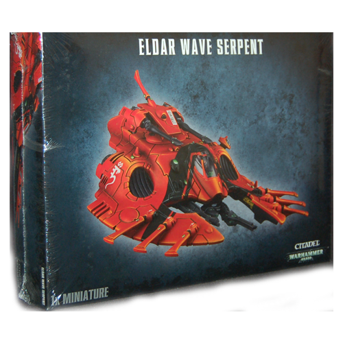 Warhammer 40K: Eldar Wave Serpent