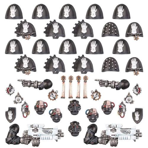 Warhammer 40K: Iron Hands - Primaris Upgrades & Transfers (Last Chance)