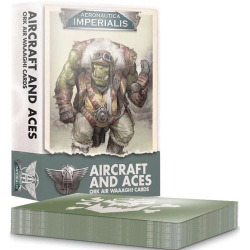 Aeronautica Imperialis: Aircraft & Aces - Ork Air Waaagh