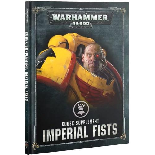 Warhammer 40K: Codex Supplement - Imperial Fists