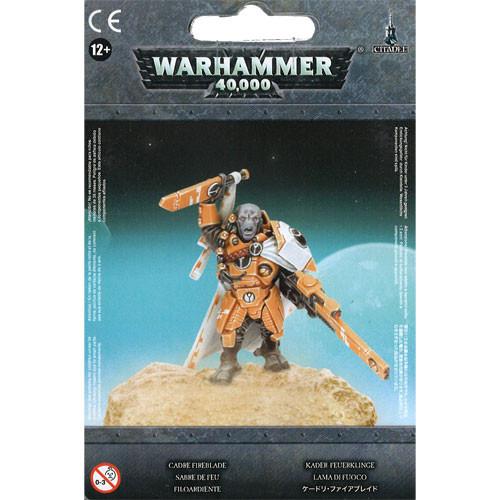 Warhammer 40K: Tau Empire Cadre Fireblade   Table Top