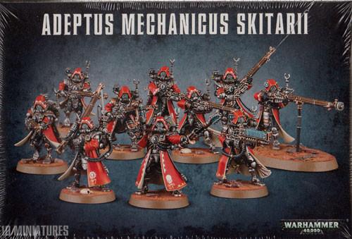 Warhammer 40000-Adeptus mechanicus-Skitarii-Cape 2