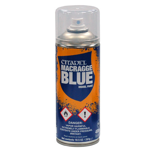 Citadel Spray Paint: Macragge Blue