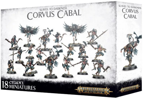 Warhammer Age of Sigmar: Slaves to Darkness - Corvus Cabal