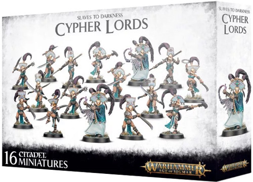 Warhammer Age of Sigmar: Slaves to Darkness - Cypher Lords