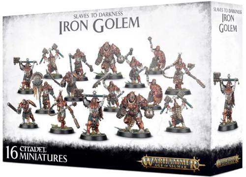 Warhammer Age of Sigmar: Slaves to Darkness - Iron Golem