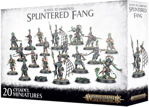 Warhammer Age of Sigmar: Slaves to Darkness - Splintered Fang