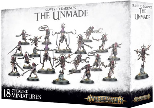 Warhammer Age of Sigmar: Slaves to Darkness - The Unmade
