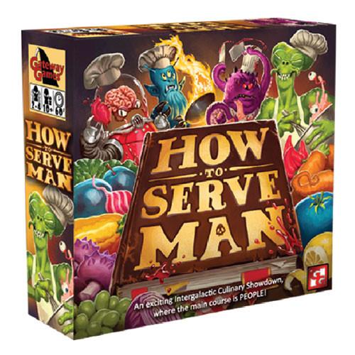 How to Serve Man (Kickstarter Edition)