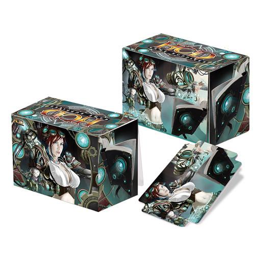 HCD Supplies Deck Box: Aetherpunk Mage