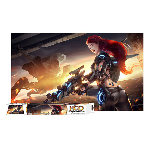 HCD Supplies Playmat: Cyborg Uprising