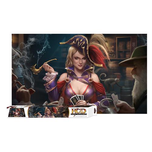 HCD Supplies Playmat: Ace Up Her Sleeve