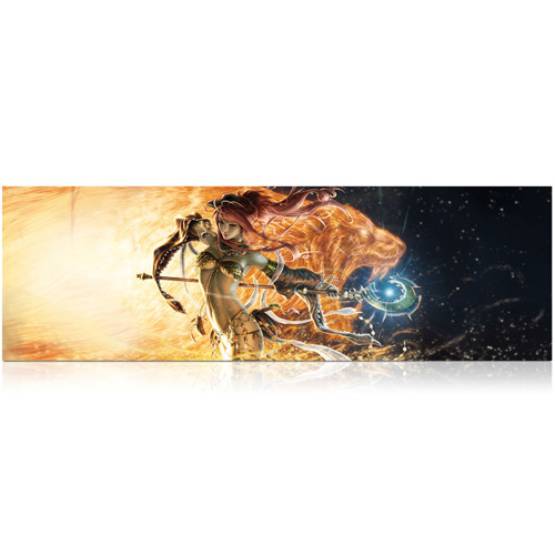 Table Mat: Song of Flame and Fury 8ft