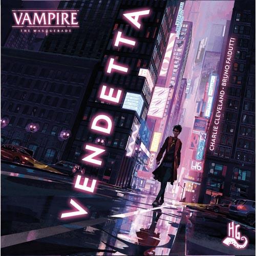 Vampire the Masquerade: Vendetta