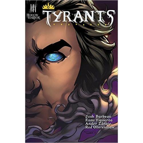 Tyrants: Issue #1 Provenance