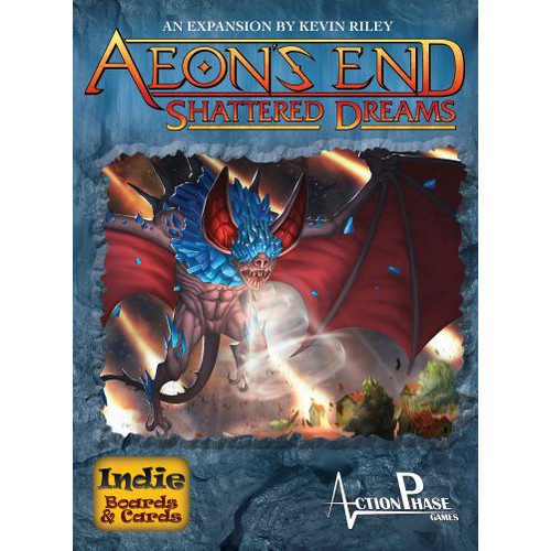 Aeon's End: The New Age - Shattered Dreams Expansion