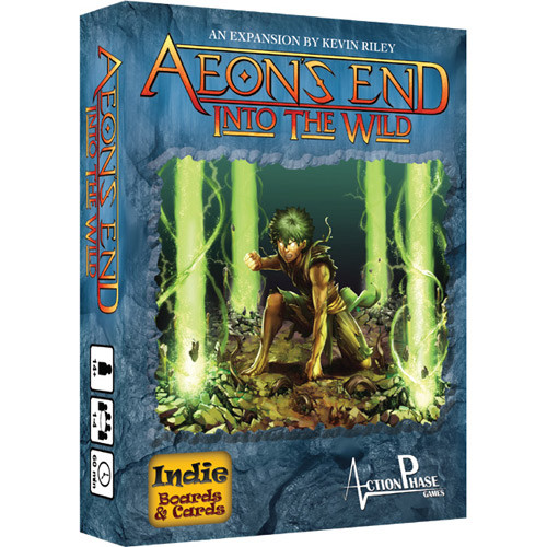 Aeon's End: The New Age - Into the Wild Expansion