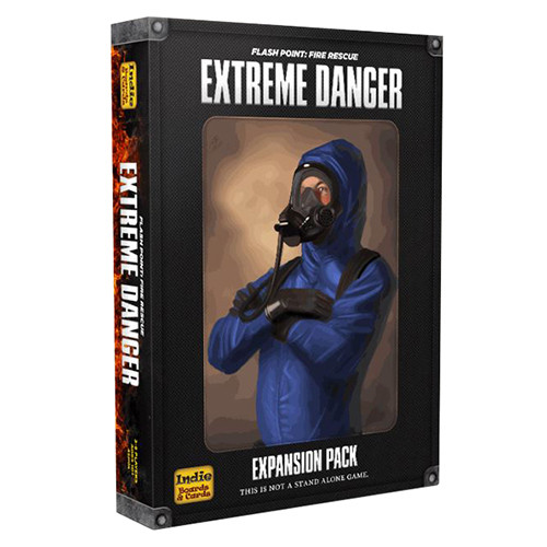 Flash Point: Fire Rescue - Extreme Danger Expansion Pack