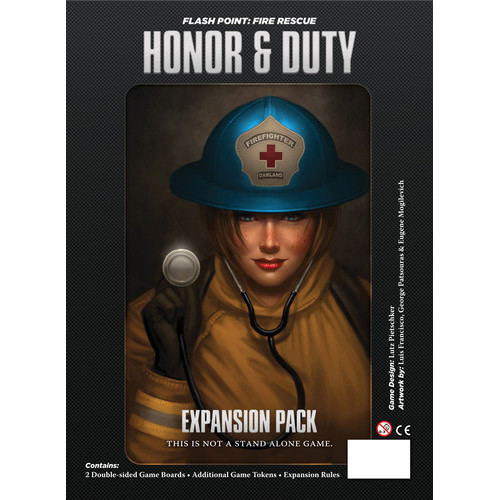 Flash Point: Fire Rescue - Honor and Duty Expansion