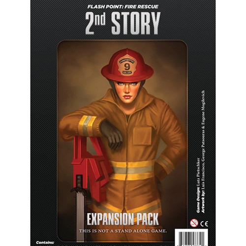 Flash Point: Fire Rescue - 2nd Story Expansion Pack