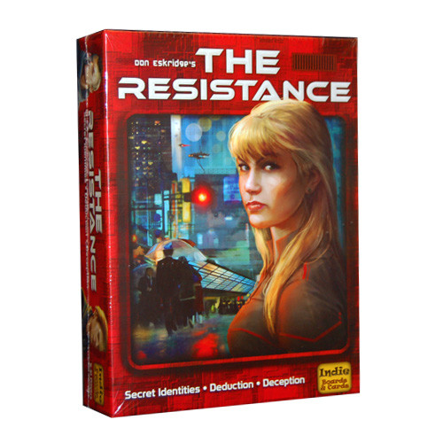The Resistance (3rd Edition)