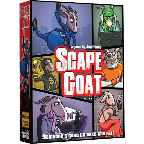 Scape Goat -  Indie Boards and Cards