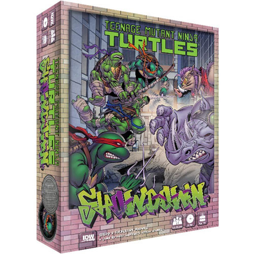 Teenage Mutant Ninja Turtles: Showdown
