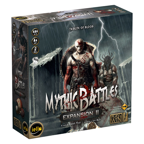 Mythic Battles - Expansion II: Tribute of Blood