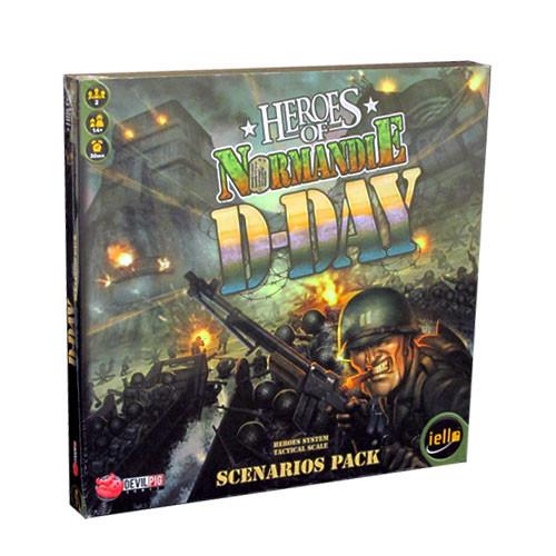 Heroes of Normandie: Scenarios Pack - D-Day Expansion