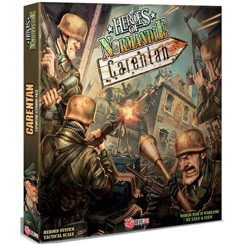 Heroes of Normandie: Carentan Scenario Expansion